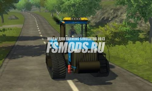 Скачать New Holland 9500 для Farming Simulator 2013