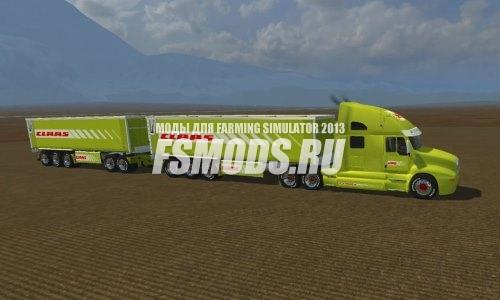 Claas Truck Trailer Pack