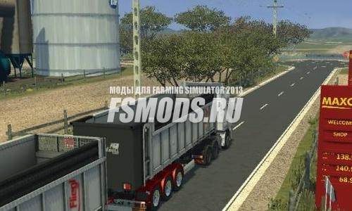Австралия для Farming Simulator 2013