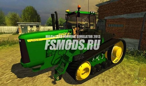 Скачать John Deere 9420T MR для Farming Simulator 2013