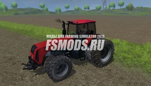 MTZ 3522 для Farming Simulator 2013