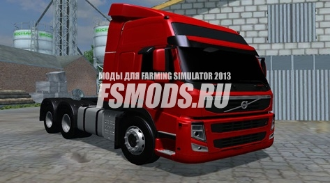 Volvo FM 370 для Farming Simulator 2013