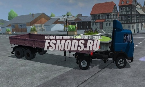 НЕФАЗ-93344 для Farming Simulator 2013