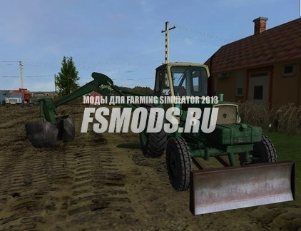 EO-2621A для Farming Simulator 2013