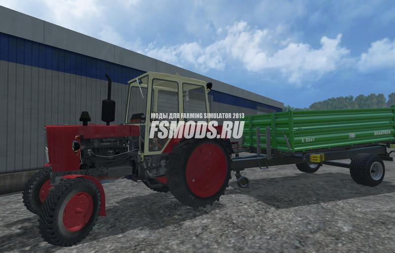 ЮМЗ 6KL для Farming Simulator 2015