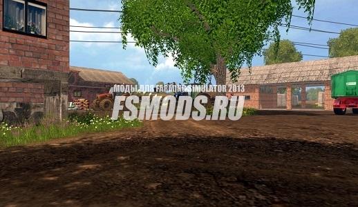 Скачать Wroniawy Map для Farming Simulator 2015
