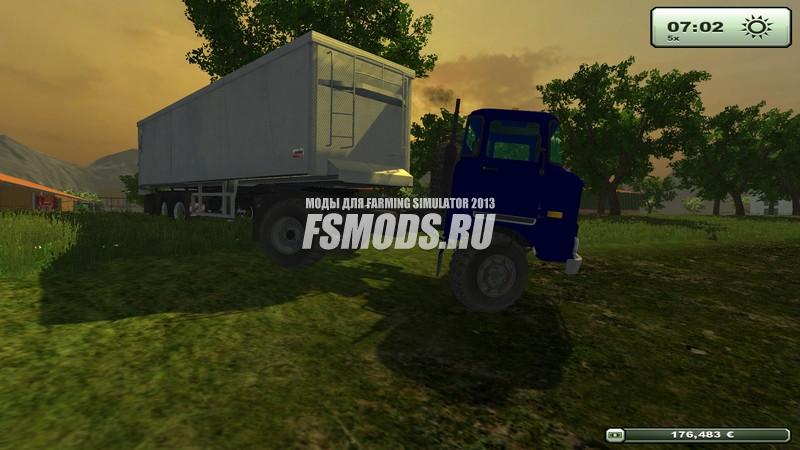 Скачать IFA W50 SADDLE V 2.0 для Farming Simulator 2013