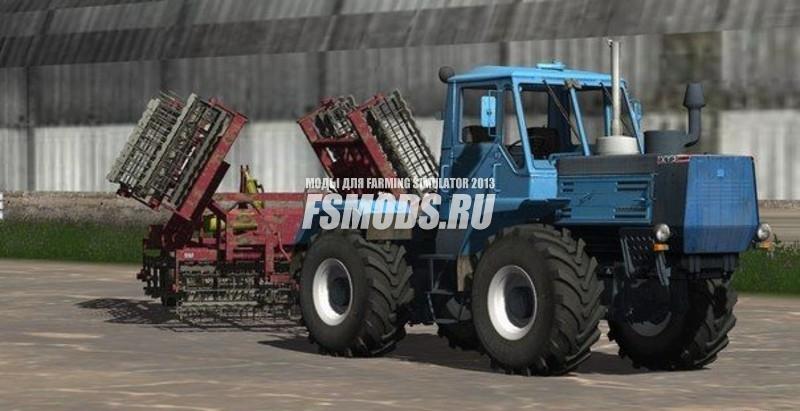 Скачать АКШ-6 для Farming Simulator 2013