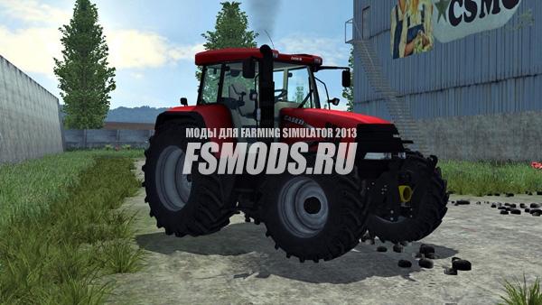 Скачать Case CVX 175 v 5.0 для Farming Simulator 2013