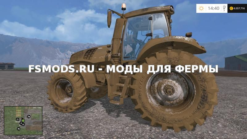 Скачать NEW HOLLAND T8 435  V2.3 для Farming Simulator 2015
