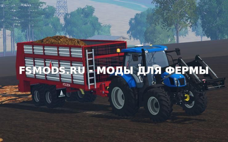 ANNABURGER UNIVERSALSTREUER HTS 20.04 для Farming Simulator 2015