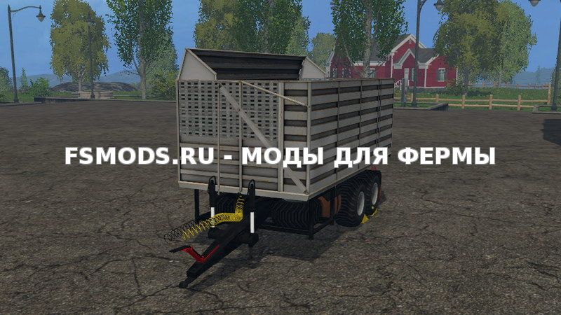 Скачать SHA Tandem v 1.0 для Farming Simulator 2015