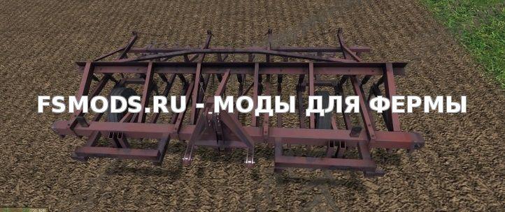 Скачать KPS-4N для Farming Simulator 2013