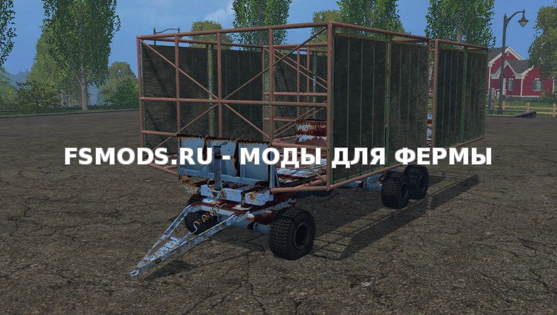 Скачать PTS 12 v2.0 для Farming Simulator 2015