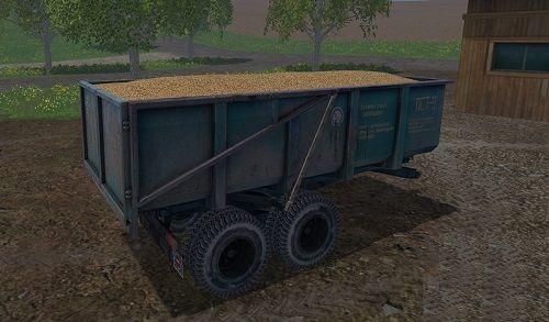 Скачать ПСТ-9 для Farming Simulator 2015