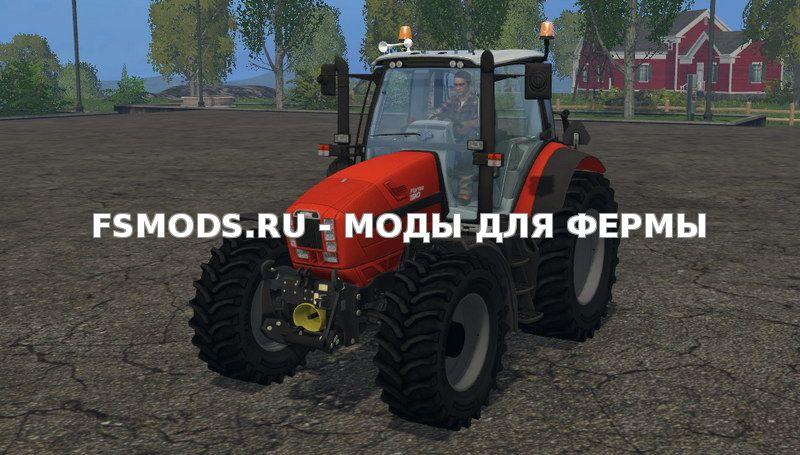 Скачать Same Fortis 190 v2.0 для Farming Simulator 2015