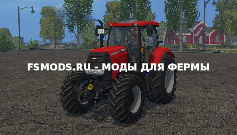 Скачать Case Puma 145 v0.9 для Farming Simulator 2015