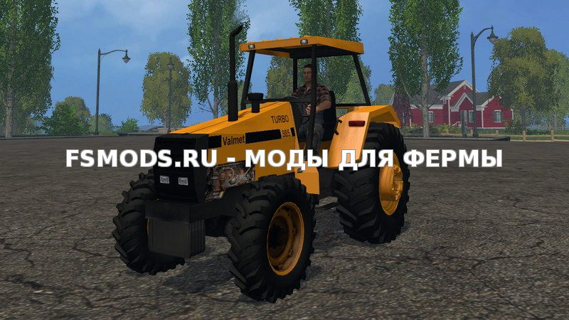 VALMET 985 v2.0 для Farming Simulator 2015