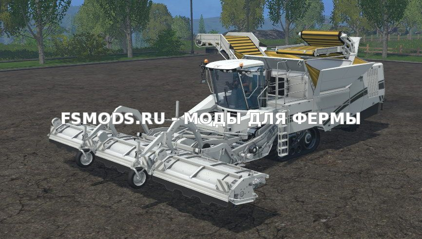 Grimme Tectron 415 v1.0 для Farming Simulator 2015