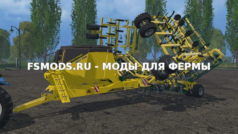 Скачать Bednar Omega 15m v1.0 для Farming Simulator 2015
