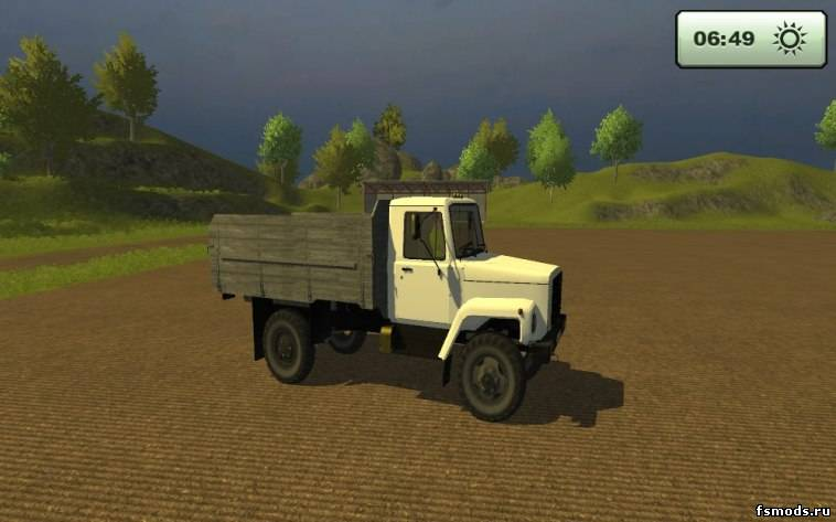 ГАЗ 3308 для Farming Simulator 2013