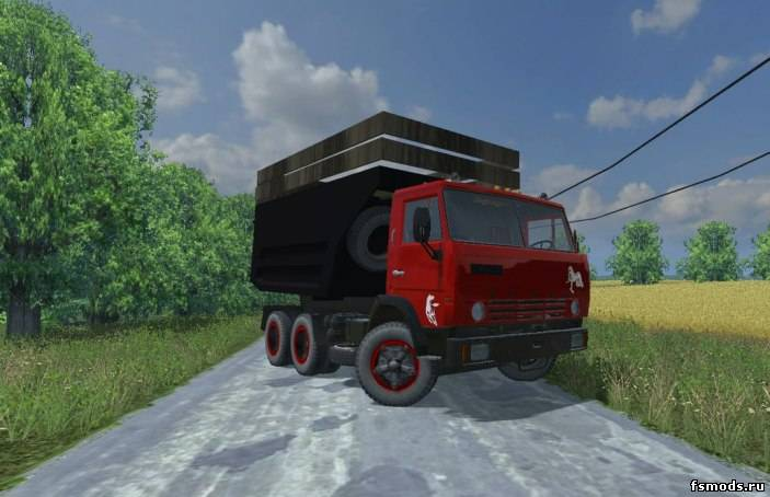КАМАЗ 5511 для Farming Simulator 2013