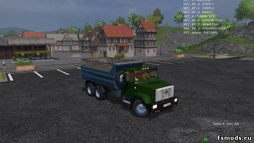 ЗИЛ 4331 для Farming Simulator 2013