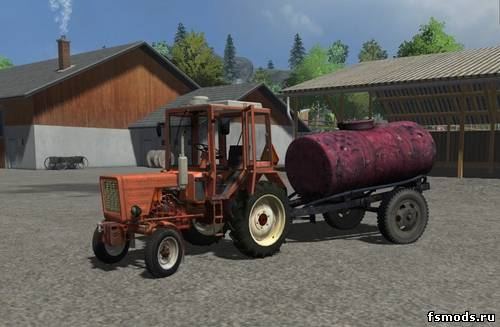 Скачать Владимирец Т-25 для Farming Simulator 2013