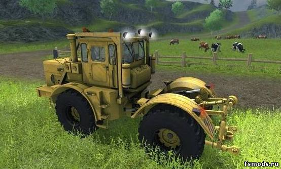 Кировец К-700А для Farming Simulator 2013