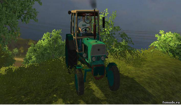 ЮМЗ 8040 для Farming Simulator 2013