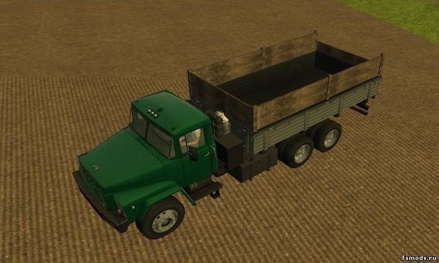 КРАЗ 260 для Farming Simulator 2013