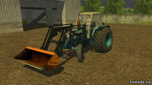 Погрузчик ЮМЗ для Farming Simulator 2013
