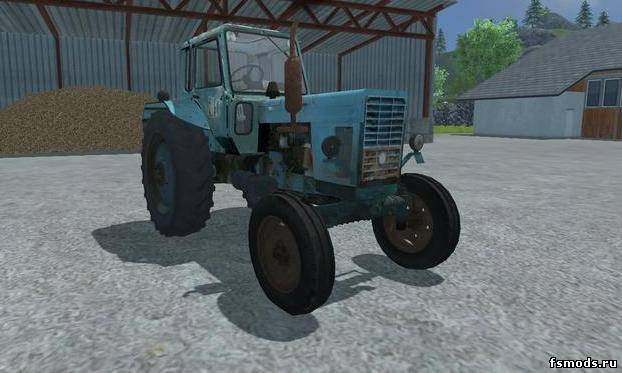 МТЗ 80Л для Farming Simulator 2013