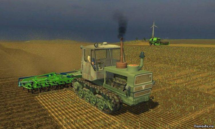 Гусеничный T 150 для Farming Simulator 2013