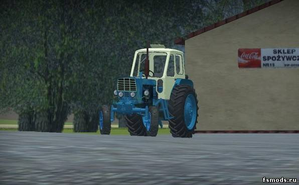 ЮМЗ 6Л для Farming Simulator 2013