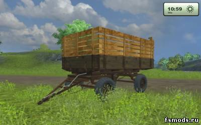 ПТС 4 Силос для Farming Simulator 2013