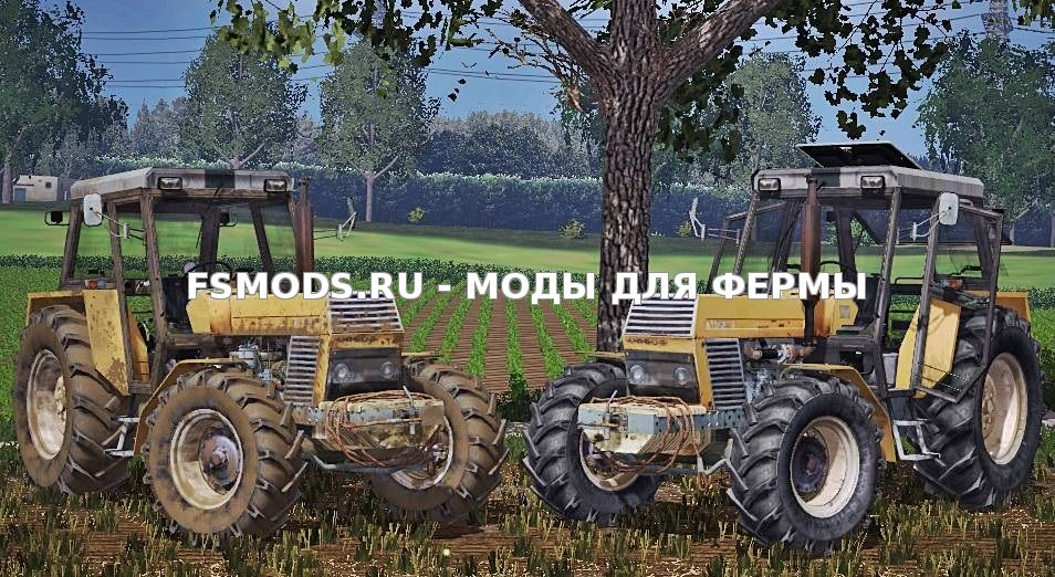 Urses 1604 для Farming Simulator 2015