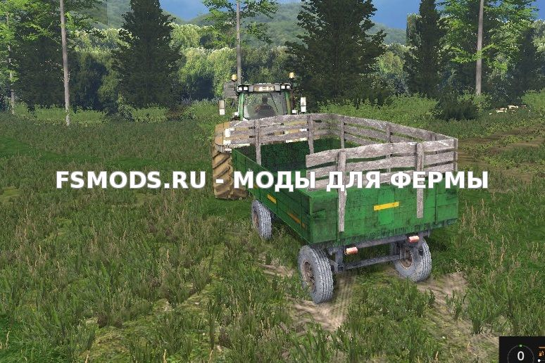 Скачать 2PTS4 для Farming Simulator 2015