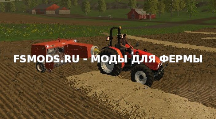 Скачать Sipma Z224 для Farming Simulator 2015