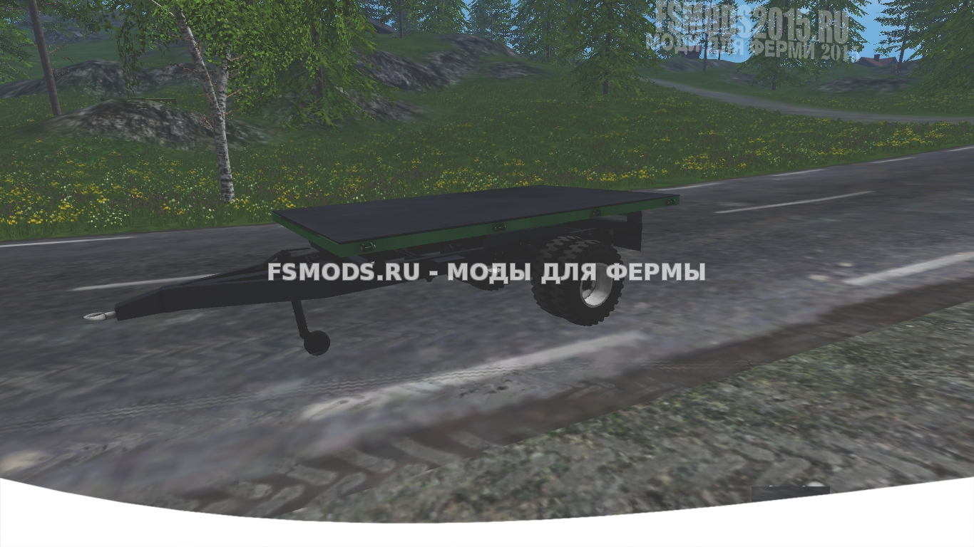 Скачать Kamionka для Farming Simulator 2015