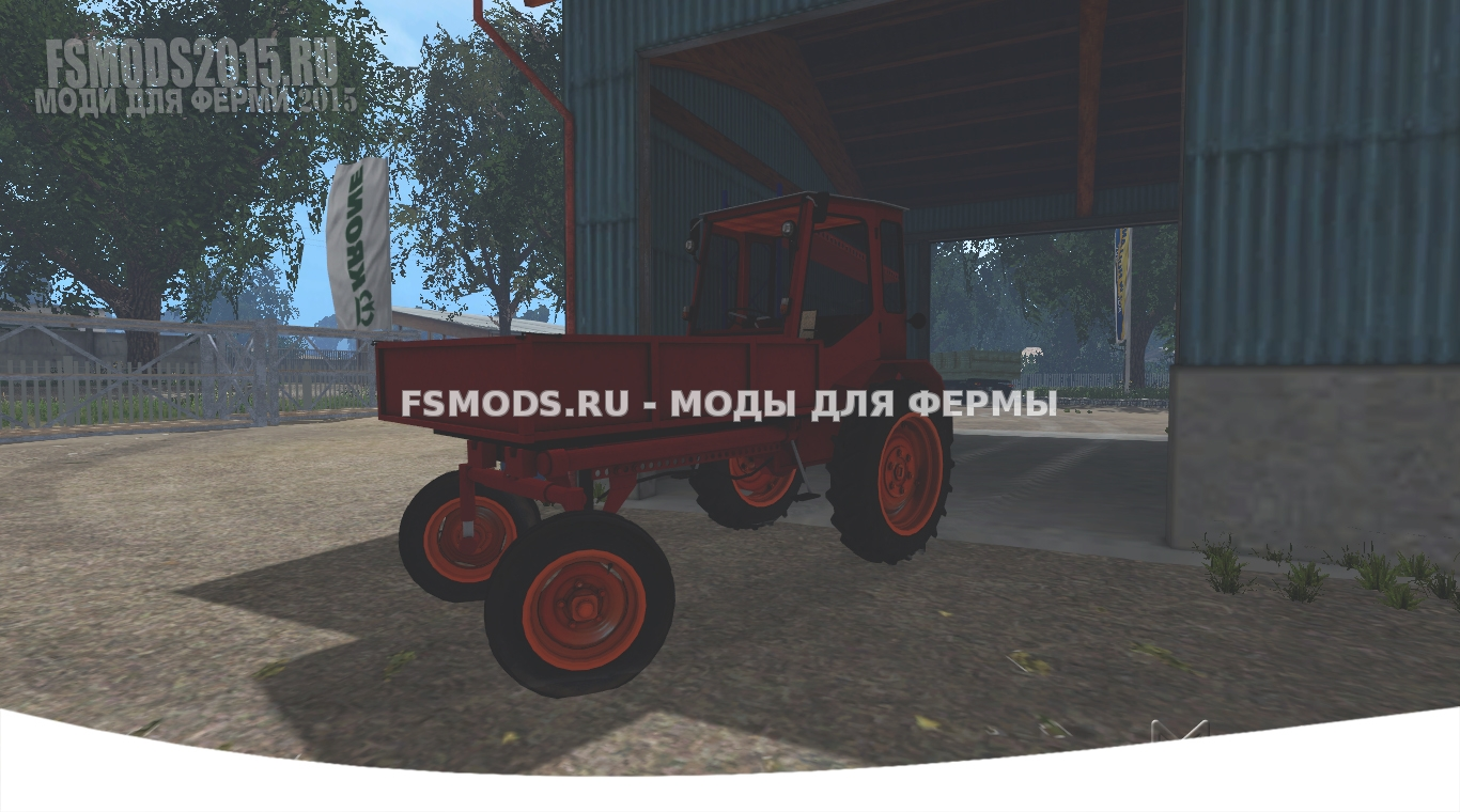 Т-16М для Farming Simulator 2015