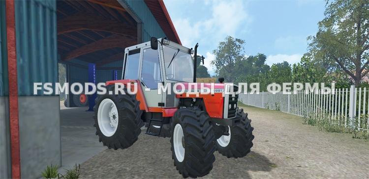 Скачать Massey Ferguson 698T 1.0 FS 2 015 для Farming Simulator 2015