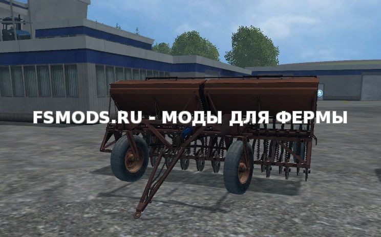 СЗП 3,6 для Farming Simulator 2015