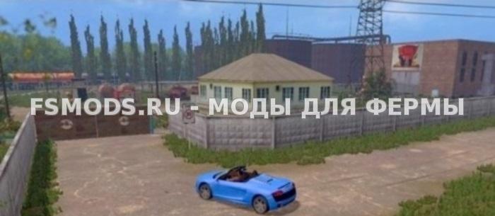 Скачать ПАК ВАРВАРОВКА НАСТОЙЧИВОСТЬ FS15 для Farming Simulator 2015