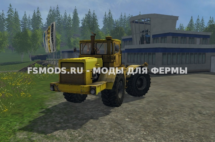 K 701 для Farming Simulator 2015