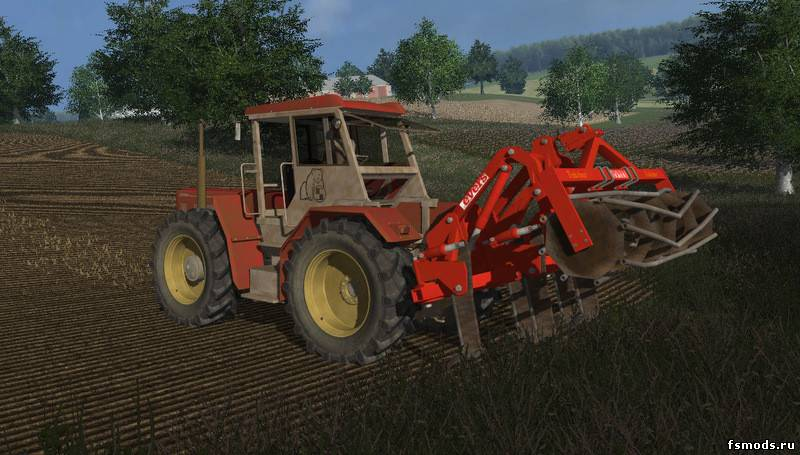 Плуг для Farming Simulator 2013