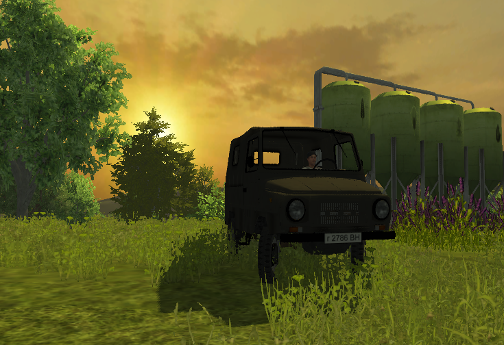 Луаз 969М для Farming Simulator 2013