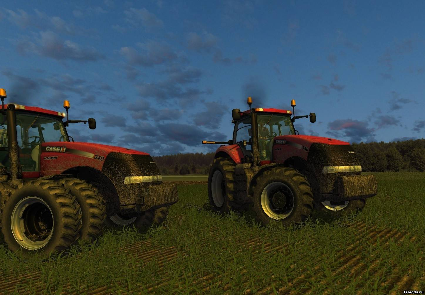 CASE IH Magnum 340 P... для Farming Simulator 2013