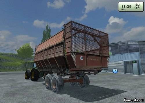 ПИМ 40 для Farming Simulator 2013