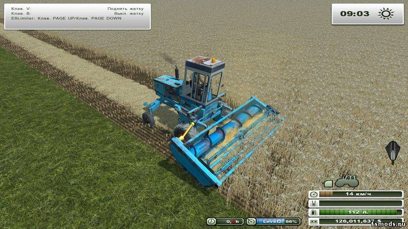 Fortschritt E302 для Farming Simulator 2013